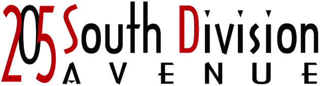 205 S Division Logo